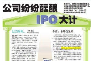 Newspaper contribution: How to investing in winning ipo